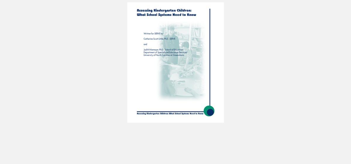 Publications Assessment – SERVE Center